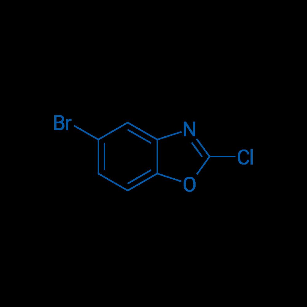 5-Bromo-2-chlorobenzo[d]oxazole