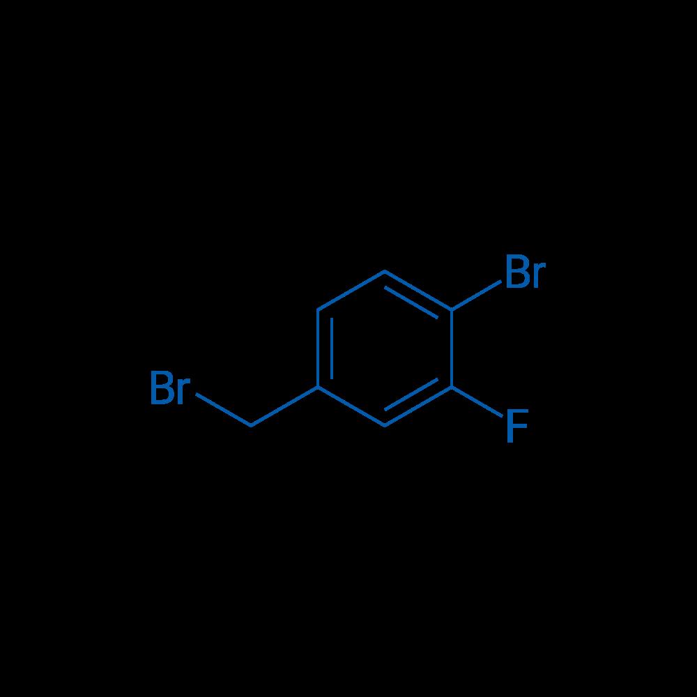 1-Bromo-4-(bromomethyl)-2-fluorobenzene