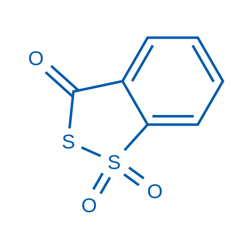 3H-1,2-Benzodithiol-3-one1,1-Dioxide