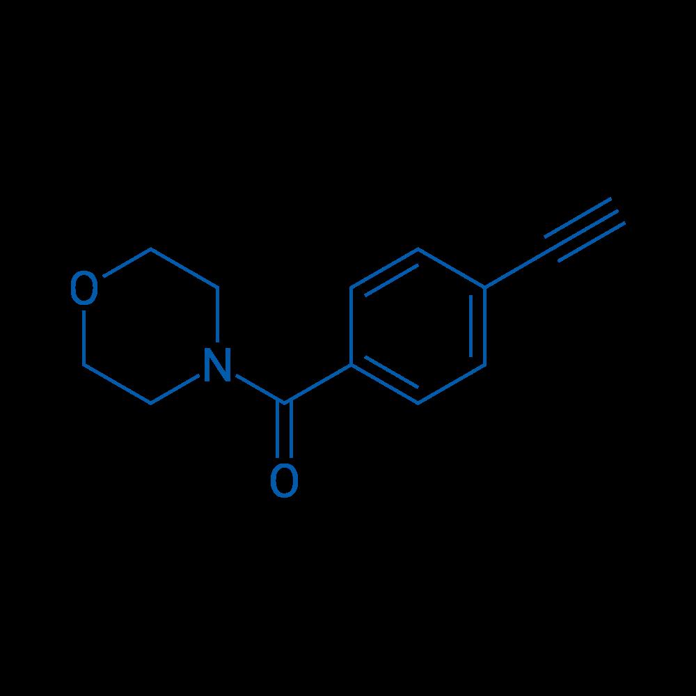 (4-Ethynylphenyl)(morpholino)methanone