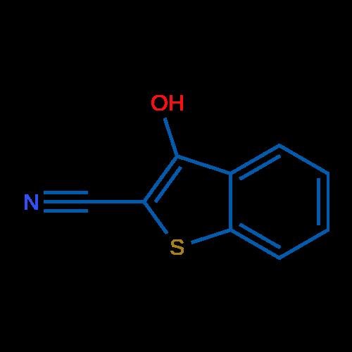 3-Hydroxybenzo[b]thiophene-2-carbonitrile