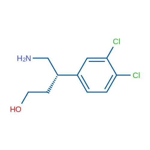 (S)-4-Amino-3-(3,4-dichlorophenyl)butan-1-ol