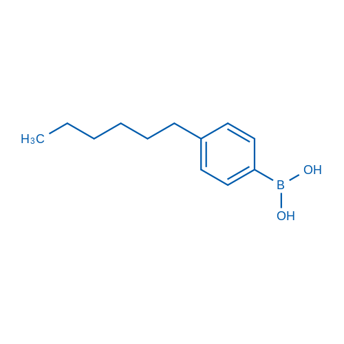 4-Hexylphenylboronic Acid