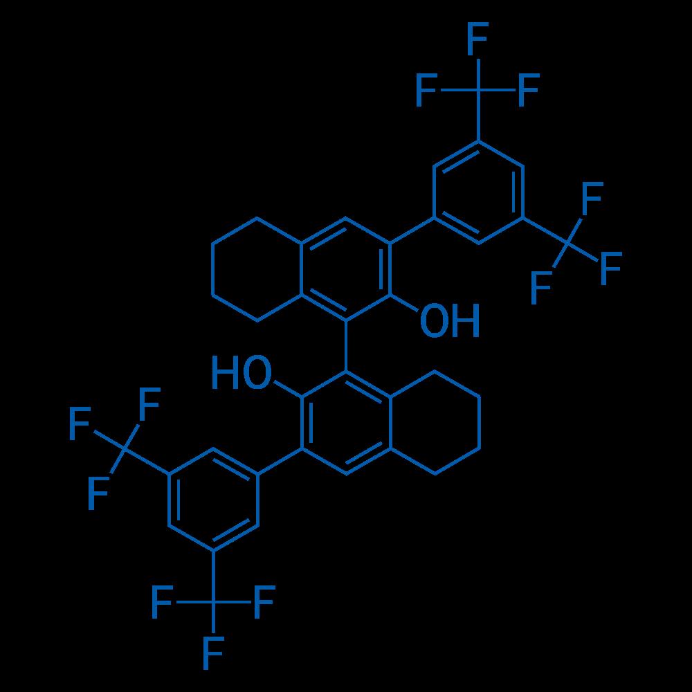 (S)-3,3'-Bis3,5-bis(trifluoromethyl)phenyl)-5,5',6,6',7,7',8,8'-octahydro-1,1'-bi-2,2'-naphthol