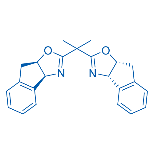 (3aS,3'aS,8aR,8'aR)-2,2'-(1-Methylethylidene)bis[3a,8a-dihydro-8H-Indeno[1,2-d]oxazole