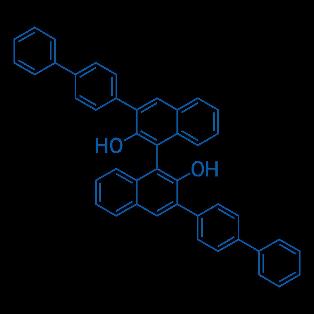 (R)-3,3'-Bis([1,1'-biphenyl]-4-yl)-1,1'-binaphthalene]-2,2'-diol