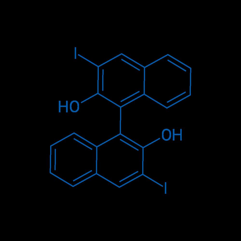 (R)-3,3'-Diiodo-[1,1'-binaphthalene]-2,2'-diol