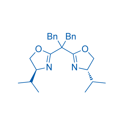 (4S,4'S)-2,2'-[2-Phenyl-1-(phenylmethyl)ethylidene]bis[4-(1-methylethyl)-4,5-dihydrooxazole