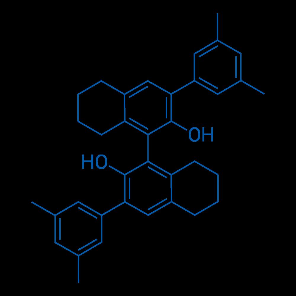 (R)-3,3'-Bis(3,5-dimethylphenyl)-5,5',6,6',7,7',8,8'-octahydro-1,1'-bi-2,2'-naphthol
