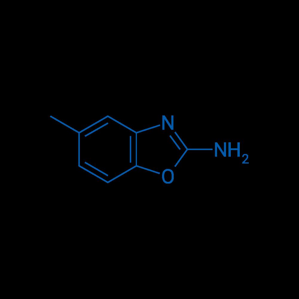 5-Methyl-2-aminobenzoxazol