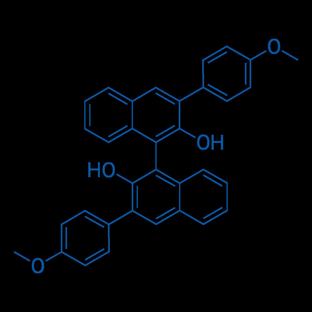 (R)-3,3'-Bis(4-methoxyphenyl)-[1,1'-binaphthalene]-2,2'-diol