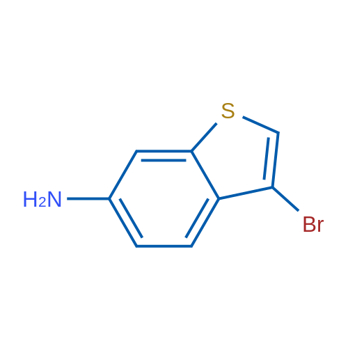 3-Bromobenzo[b]thiophen-6-amine