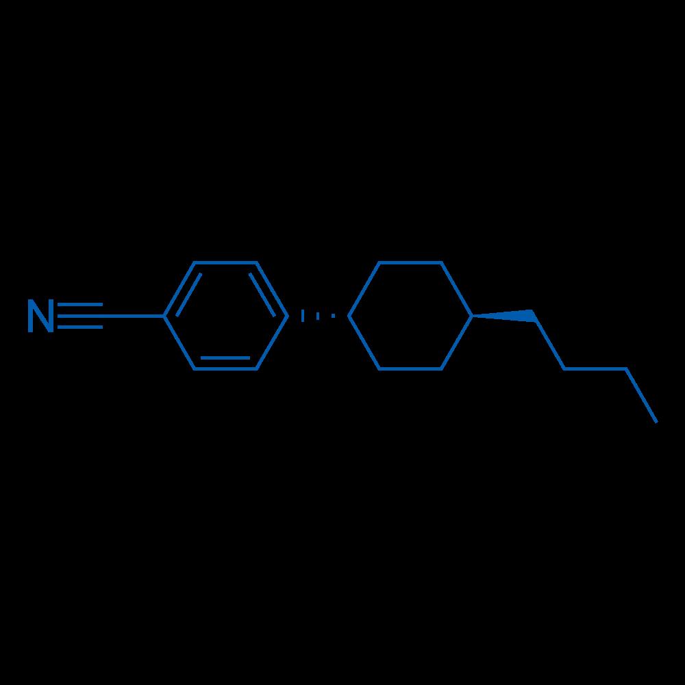 4-(trans-4-Butylcyclohexyl)benzonitrile