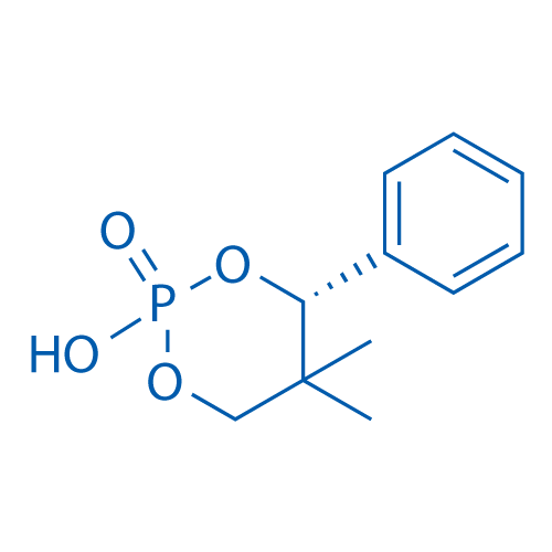 (4R)-2-Hydroxy-5,5-dimethyl-4-phenyl-1,3,2-dioxaphosphinane 2-oxide