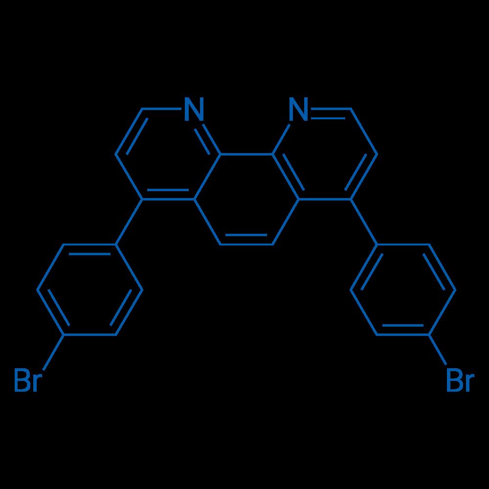 4,7-Bis(4-bromophenyl)-1,10-phenanthroline