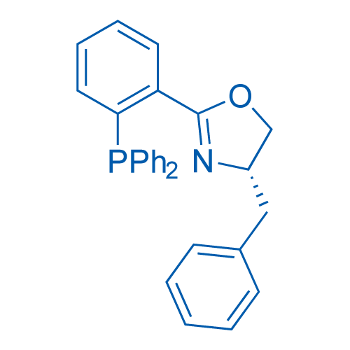 (S)-4-benzyl-2-(2-(diphenylphosphino)phenyl)-4,5-dihydrooxazole