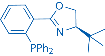 (R)-4-(tert-butyl)-2-(2-(diphenylphosphino)phenyl)-4,5-dihydrooxazole