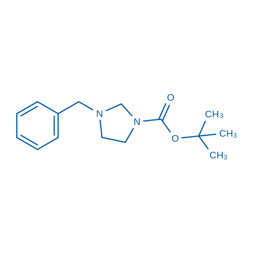 tert-Butyl 3-benzylimidazolidine-1-carboxylate