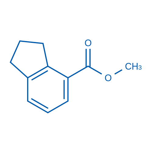 Methyl 2,3-dihydro-1H-indene-4-carboxylate