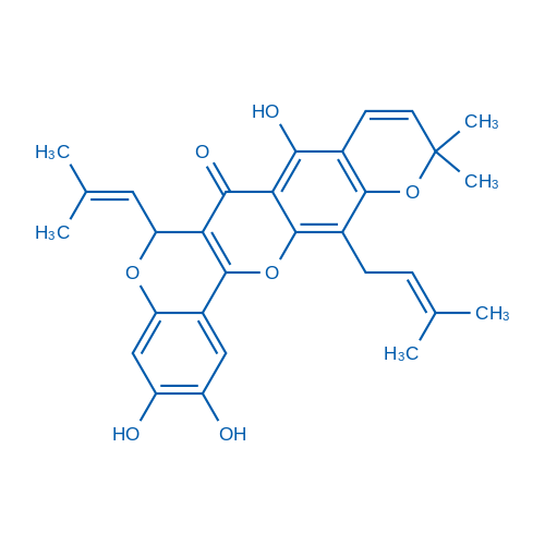 Cycloheterophyllin
