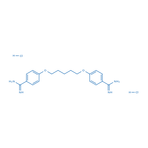 Pentamidine dihydrochloride