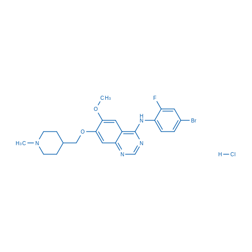 Vandetanib hydrochloride