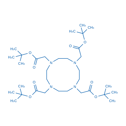 tetra-tert-Butyl 2,2',2'',2'''-(1,4,7,10-tetraazacyclododecane-1,4,7,10-tetrayl)tetraacetate