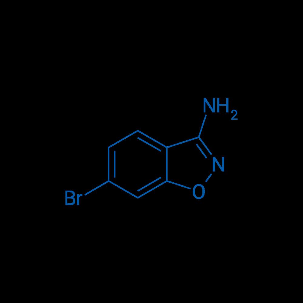 6-Bromobenzo[d]isoxazol-3-amine