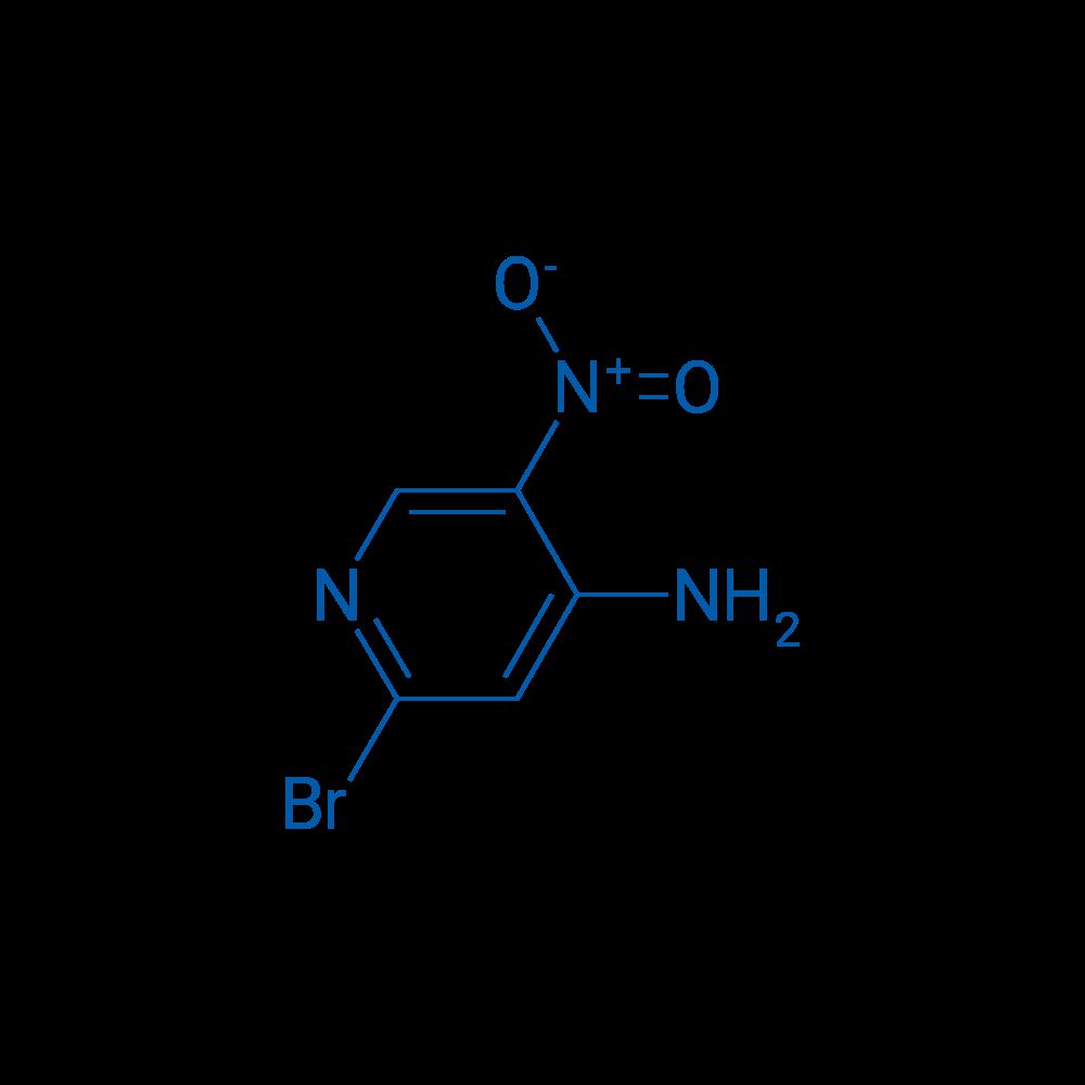 2-Bromo-5-nitropyridin-4-amine