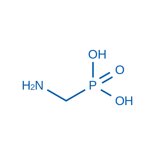 (Aminomethyl)phosphonic acid