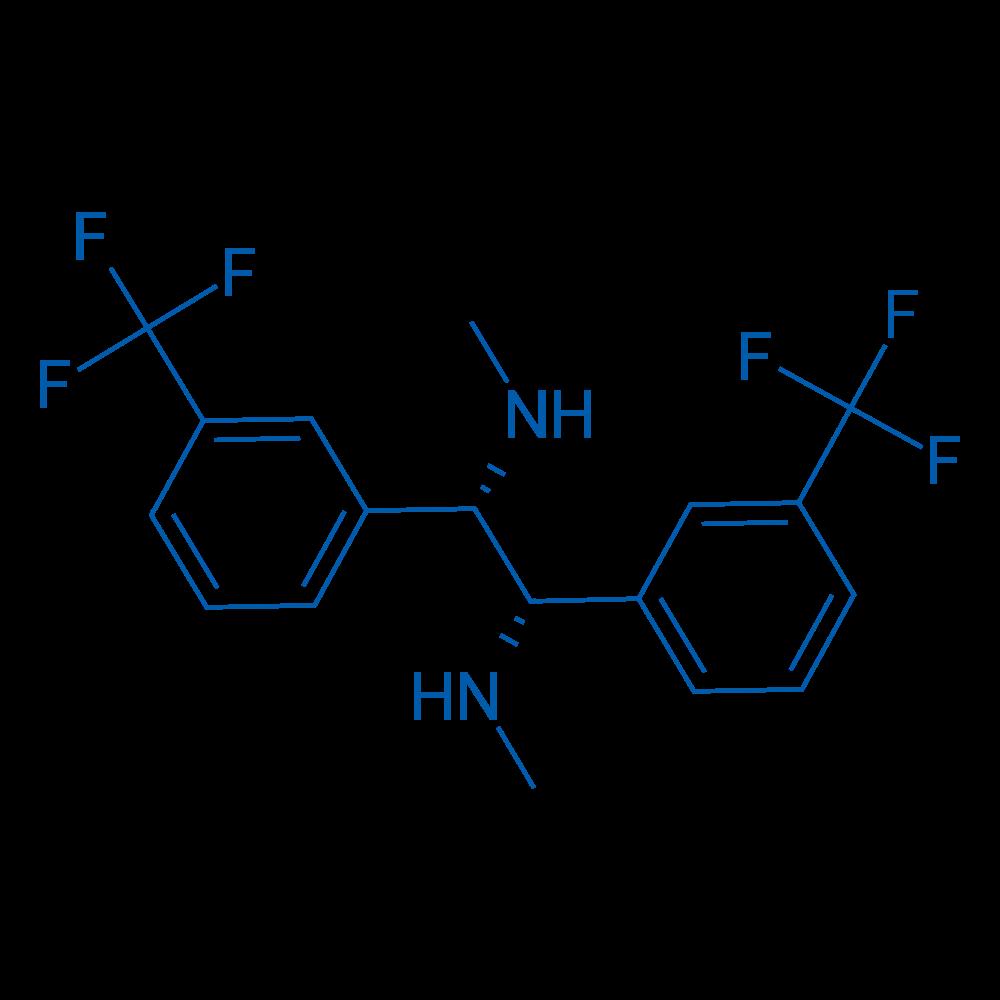 (1S,2S)-N1,N2-Dimethyl-1,2-bis(3-(trifluoromethyl)phenyl)ethane-1,2-diamine