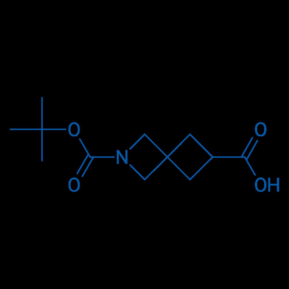 2-(tert-Butoxycarbonyl)-2-azaspiro[3.3]heptane-6-carboxylic acid