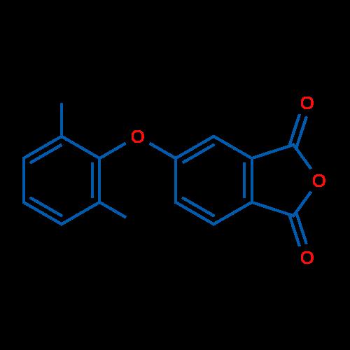 5-(2,6-dimethylphenoxy)isobenzofuran-1,3-dione