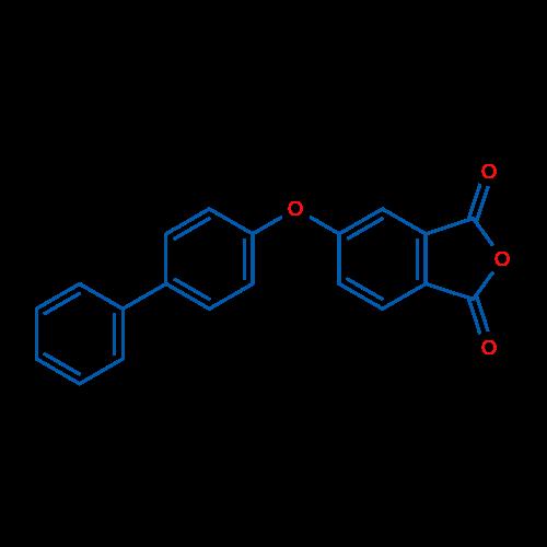 5-([1,1'-Biphenyl]-4-yloxy)isobenzofuran-1,3-dione