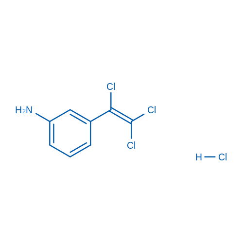 3-(1,2,2-Trichlorovinyl)aniline hydrochloride
