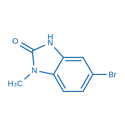 5-Bromo-1-methyl-1,3-dihydro-2H-benzo[d]imidazol-2-one