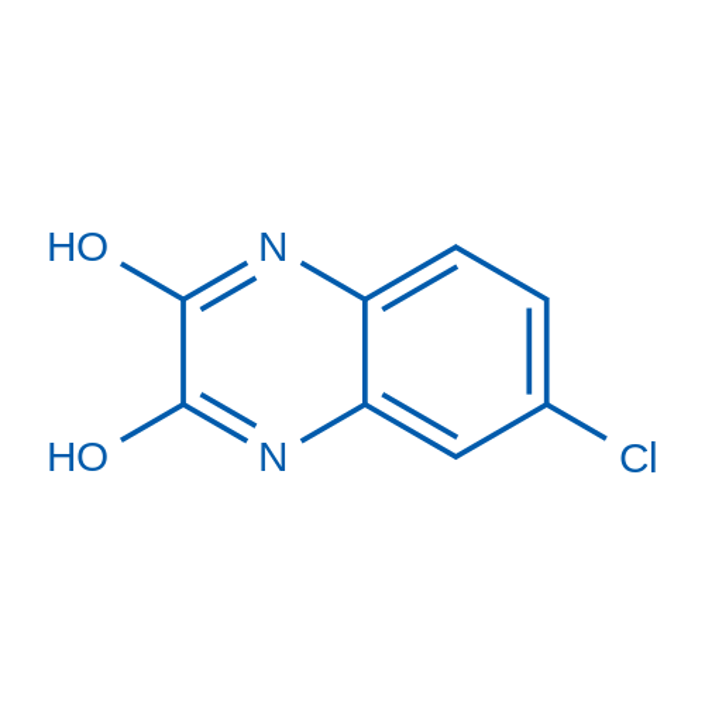 6-Chloroquinoxaline-2,3-diol