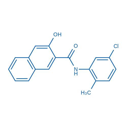 N-(5-Chloro-2-methylphenyl)-3-hydroxy-2-naphthamide
