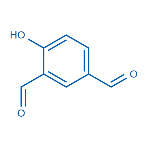 4-Hydroxyisophthalaldehyde