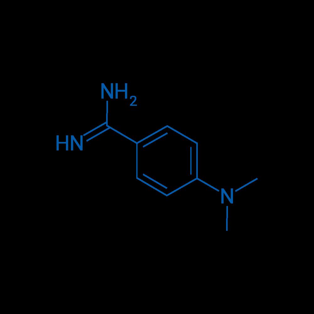 4-(Dimethylamino)benzimidamide