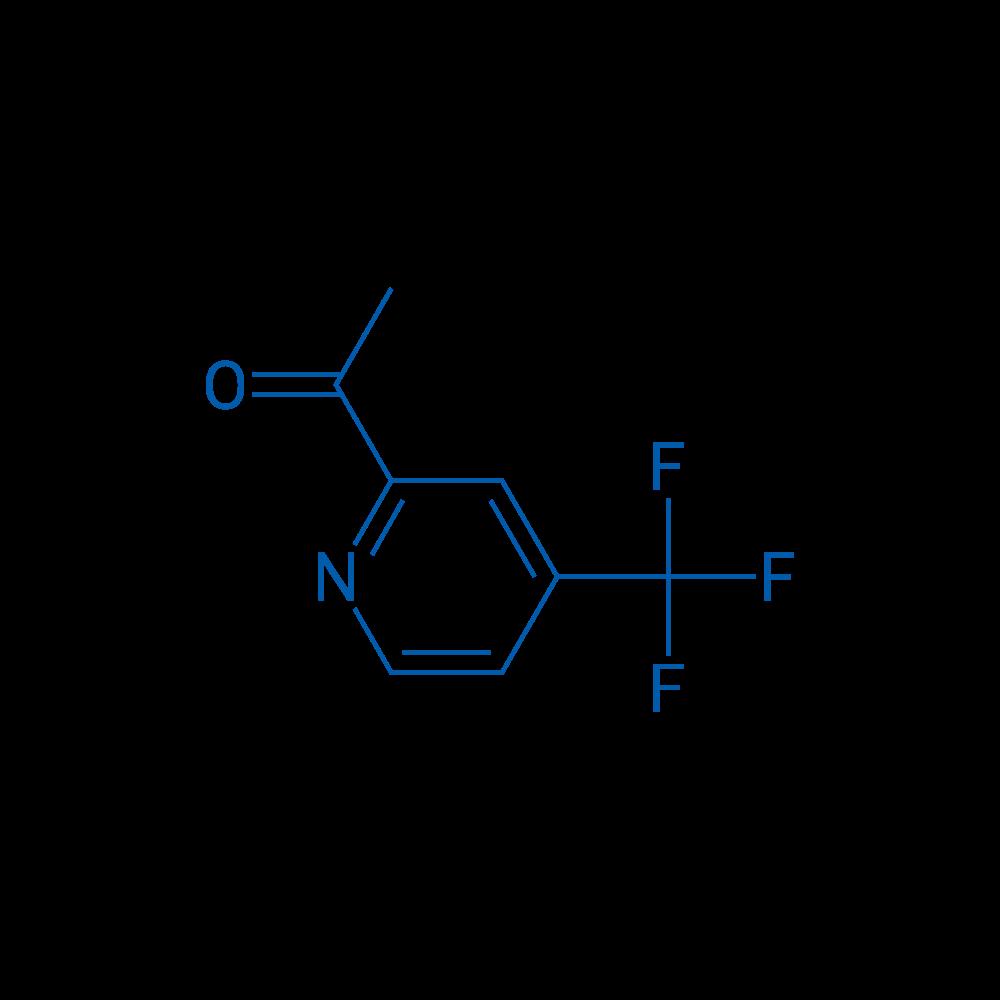 1-(4-(Trifluoromethyl)pyridin-2-yl)ethanone
