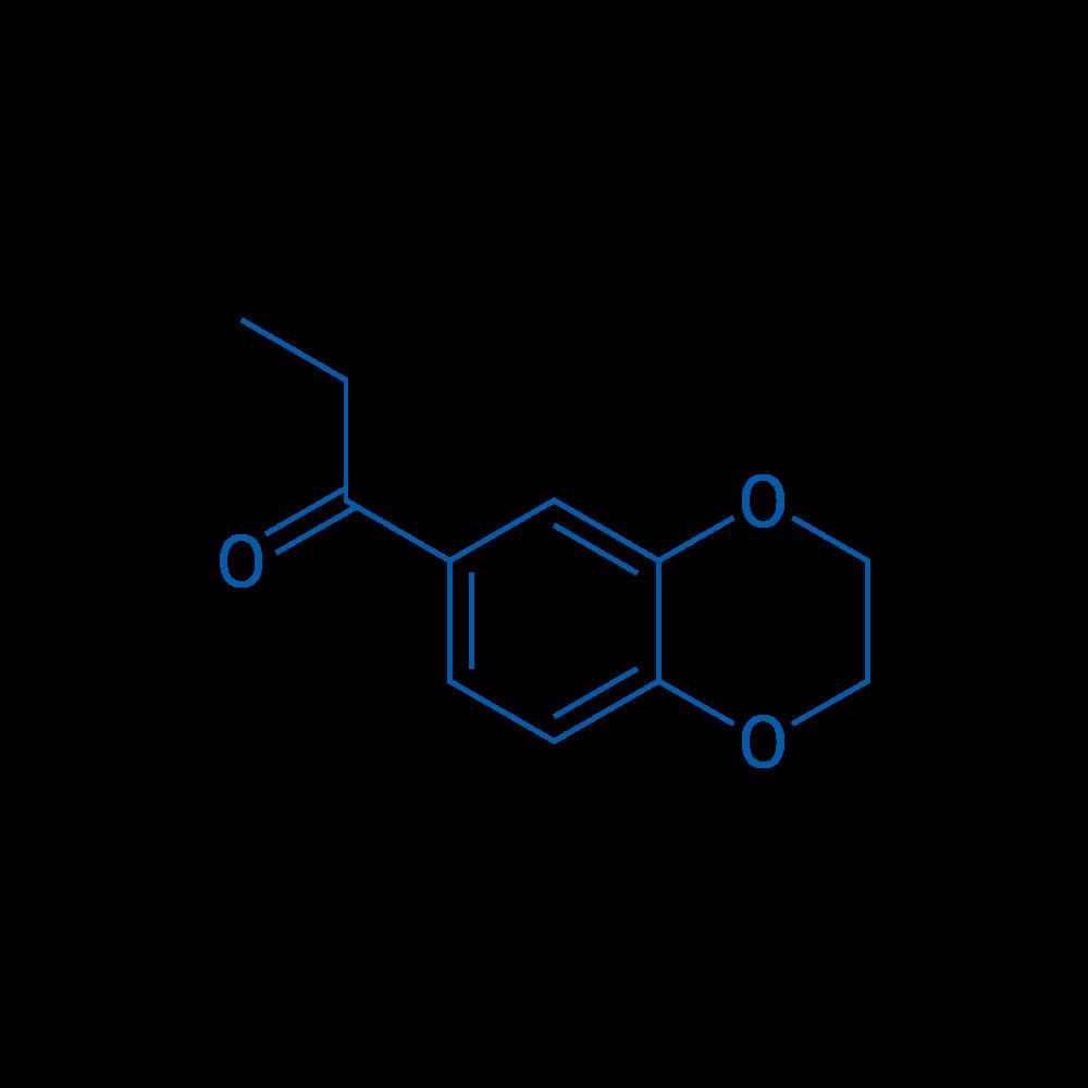 1-(2,3-Dihydrobenzo[b][1,4]dioxin-6-yl)propan-1-one