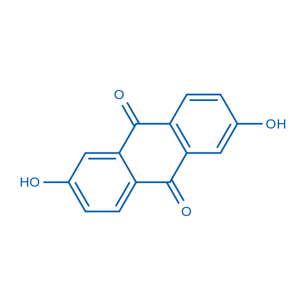 2,6-Dihydroxyanthracene-9,10-dione