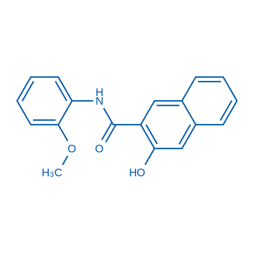 3-Hydroxy-N-(2-methoxyphenyl)-2-naphthamide