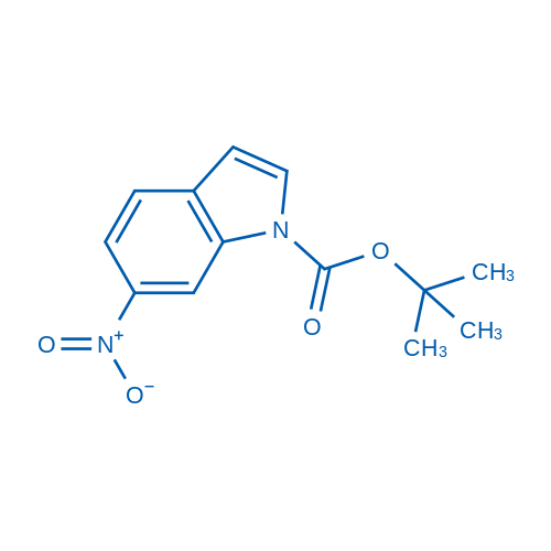 tert-Butyl 6-nitro-1H-indole-1-carboxylate