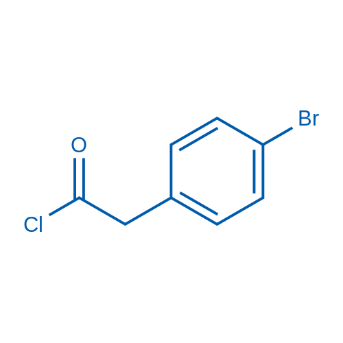 2-(4-Bromophenyl)acetyl chloride