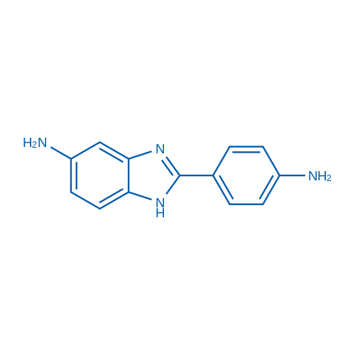 2-(4-Aminophenyl)-1H-benzimidazol-5-amine