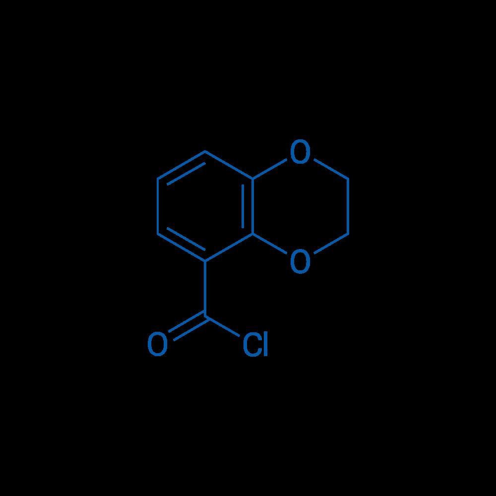 2,3-Dihydrobenzo[b][1,4]dioxine-5-carbonyl chloride