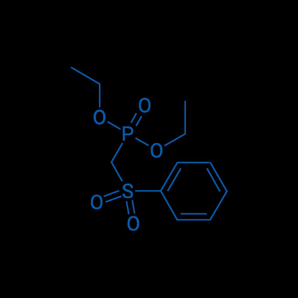 Diethyl ((phenylsulfonyl)methyl)phosphonate