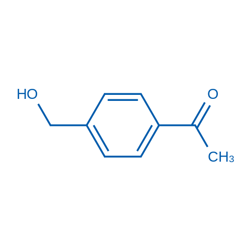 1-(4-(Hydroxymethyl)phenyl)ethanone